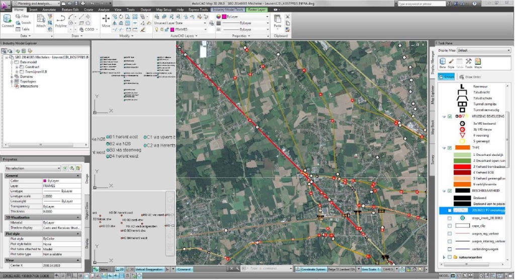 GIS tool